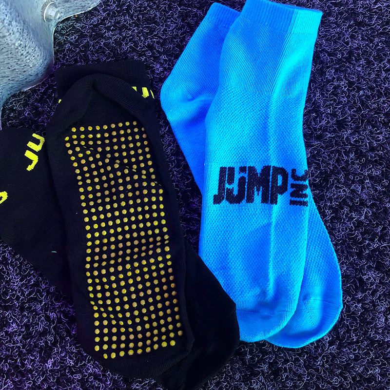 Jump Inc socks